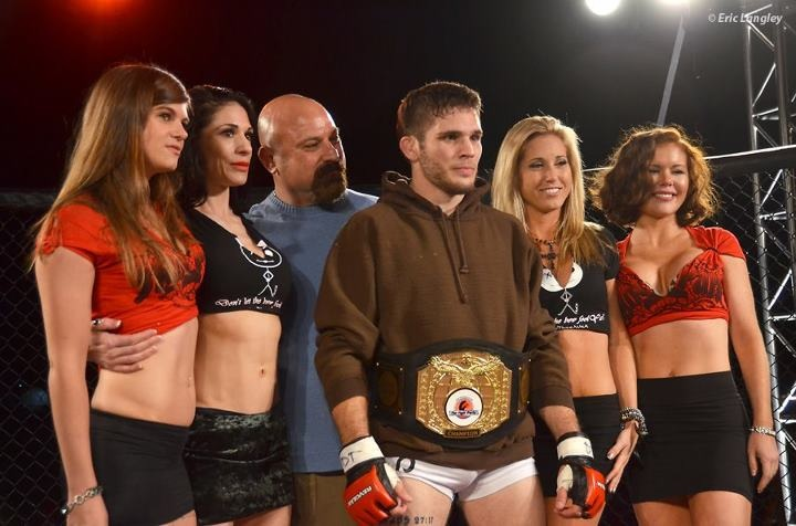 Nov 30, 2013 Ring Girl for MMA