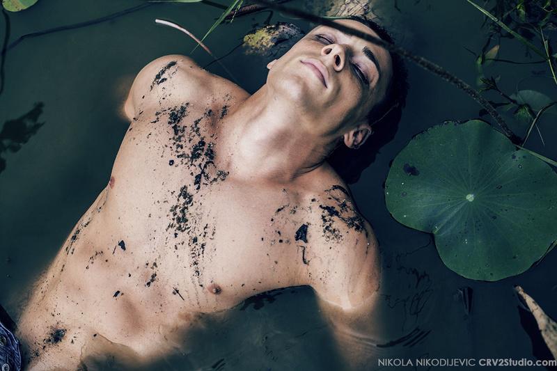 Male model photo shoot of Nikodijevic in Shenzhen