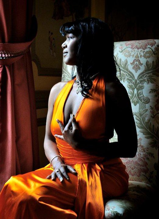 Female model photo shoot of T L Dowells