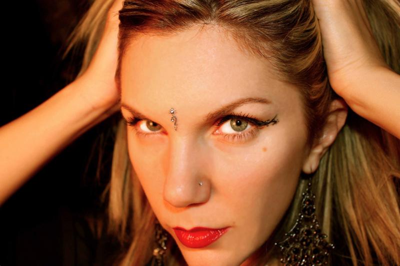 Female model photo shoot of Aurigemma in NYC