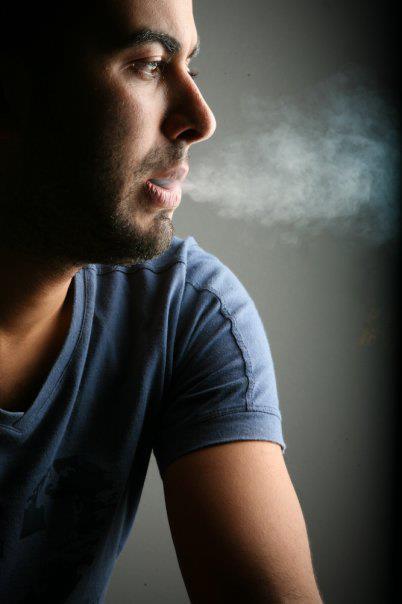 Male model photo shoot of Badr Bouzoubaa