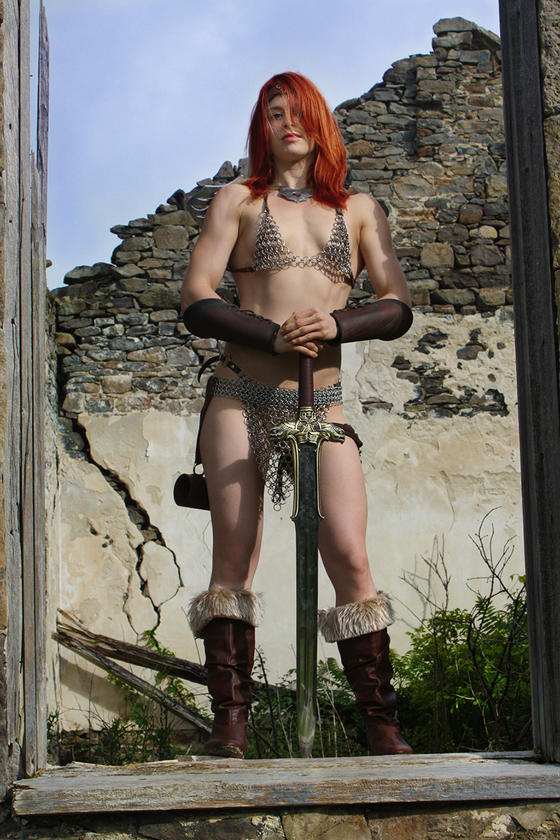 Male model photo shoot of Richard Babb in St-Anicet, Quebec
