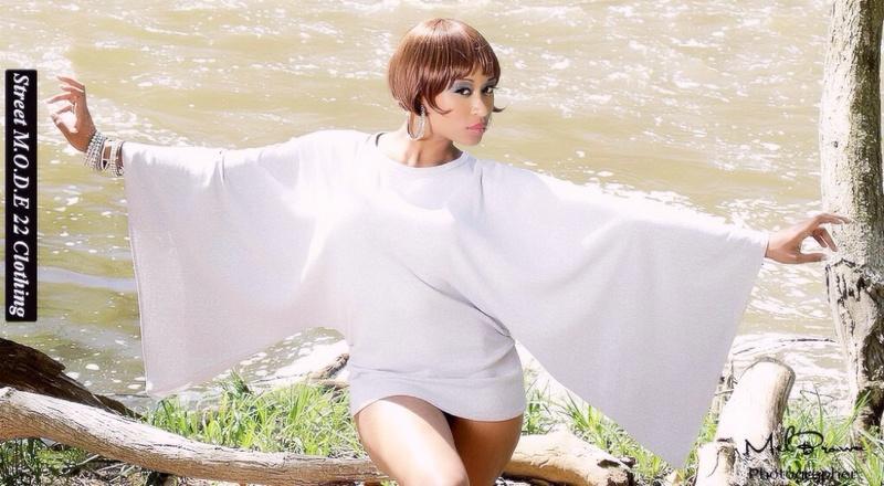 Female model photo shoot of Ariels Chc Beauty-MUA