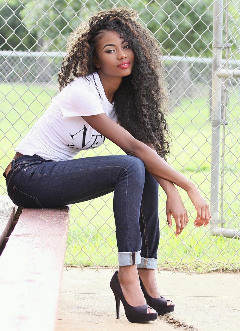 KayCi Cole Female Model Profile - Los Angeles, California