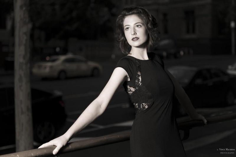 Female model photo shoot of Ella yeji song MUA