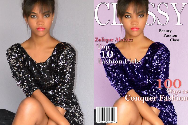Female model photo shoot of Akila Clark