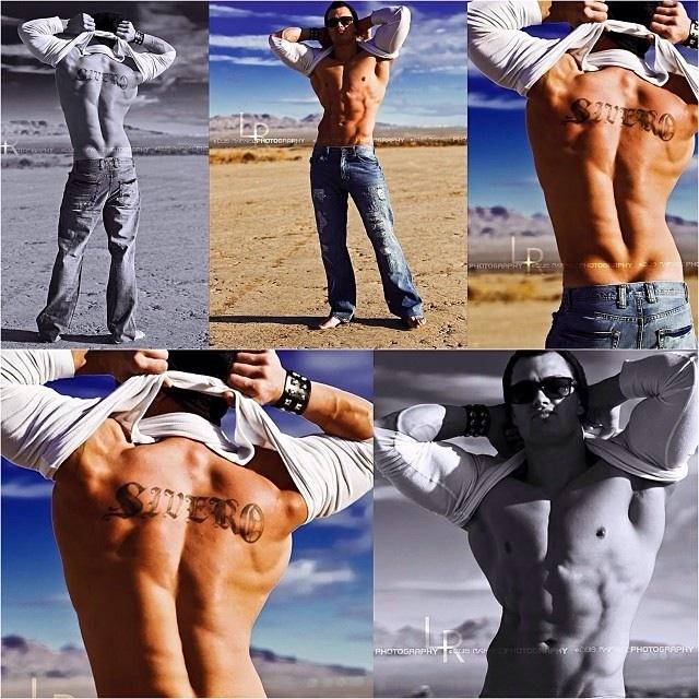 Male model photo shoot of Tony Sivero in Las vegas