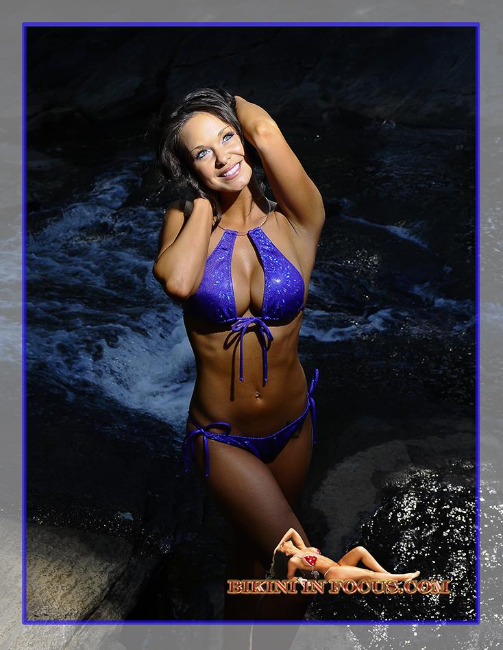 South Area Dec 12, 2013 Bikini In Focus.com Swimsuit Model B. Ebert