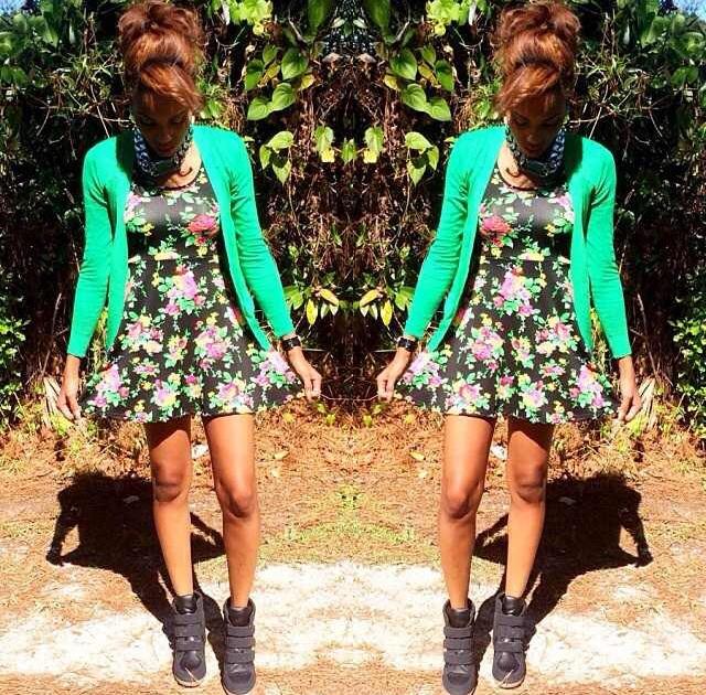 Female model photo shoot of Beauty By Lola Nicole in Orlando