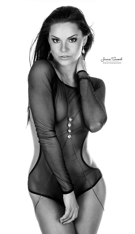 Female model photo shoot of Charlotte Racicot by JPS Photography DFW