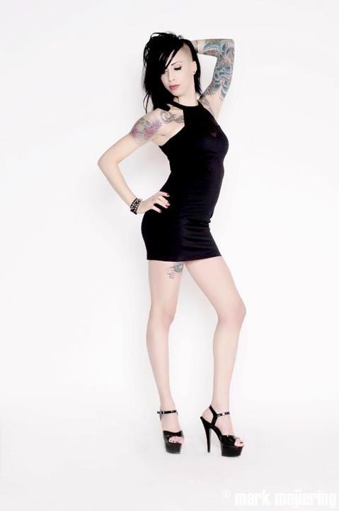 Female model photo shoot of V Dollstar in Hoorn