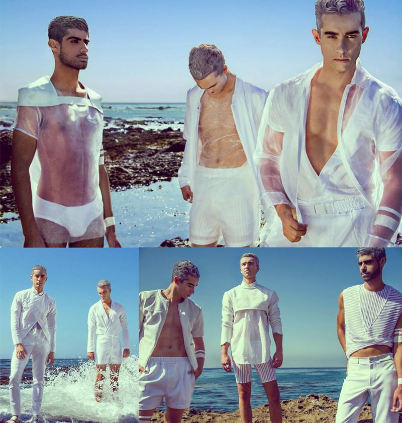 Male model photo shoot of EdgarOmar Images in White Point San pedro Ca