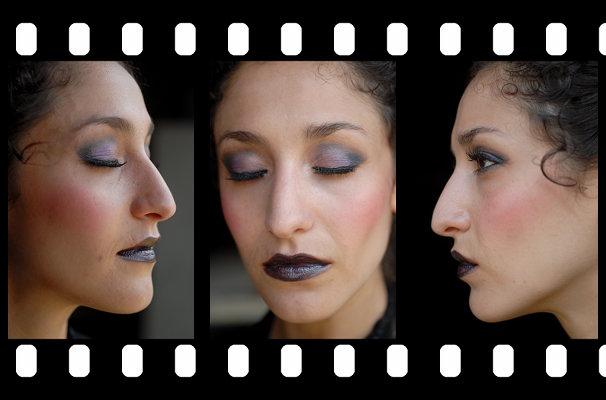 Female model photo shoot of SARA P
