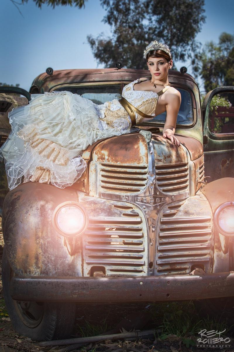 Heritage Museum of Orange County Dec 17, 2013 Rey Romero Photography The Bride Shoot - Eya Winters
