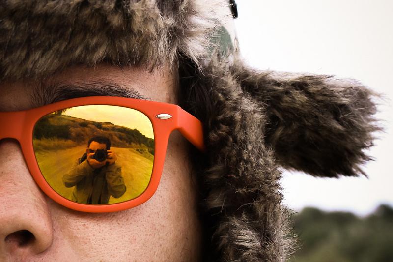 Male model photo shoot of Wolfbear in Santa Barbara, CA