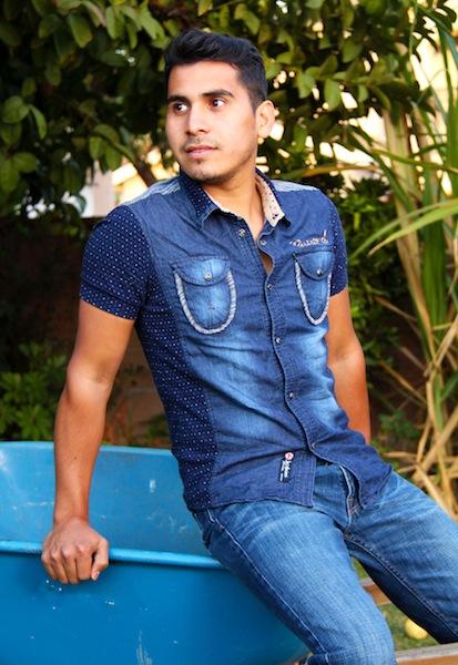 Male model photo shoot of Randy R Ruiz in Los Angeles