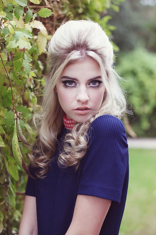 Female model photo shoot of Sandy Goldstein