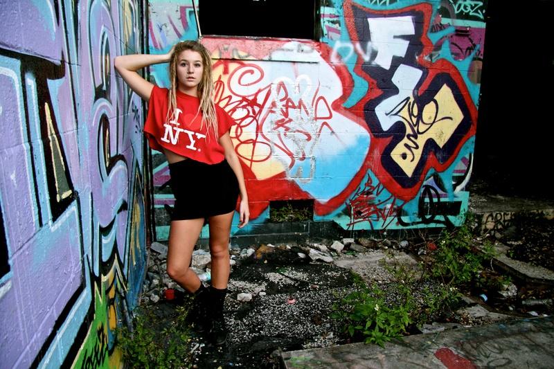 Female model photo shoot of hkatzen in Miami, FL