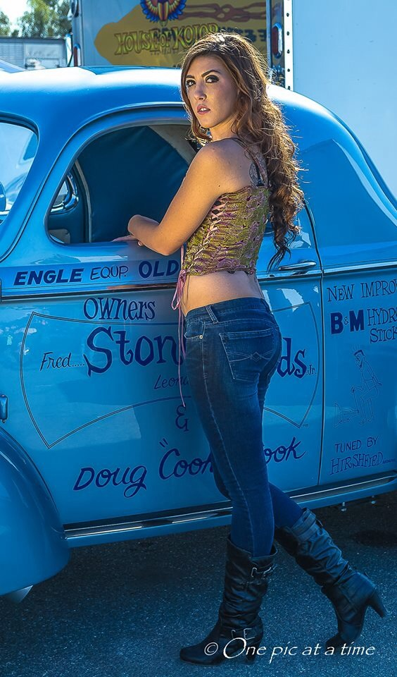 Female model photo shoot of Haley Pereira in Famoso, Ca
