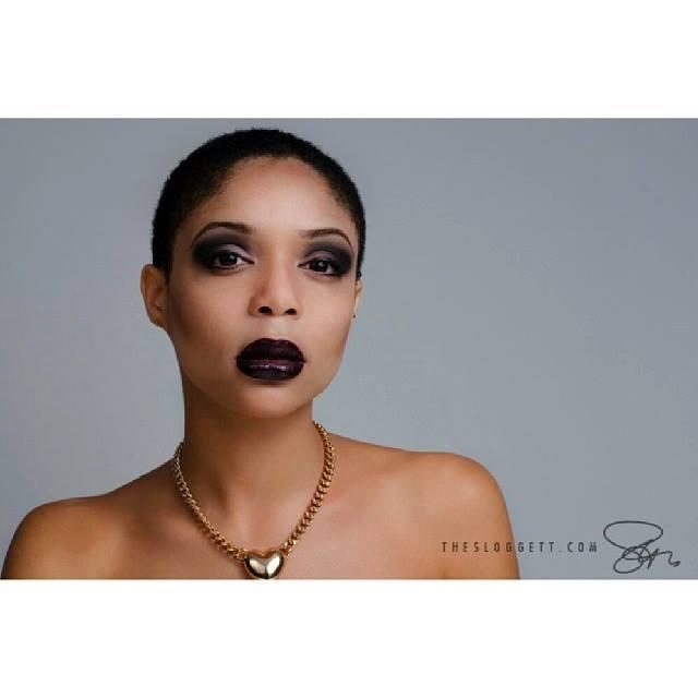 Female model photo shoot of pwmakeup