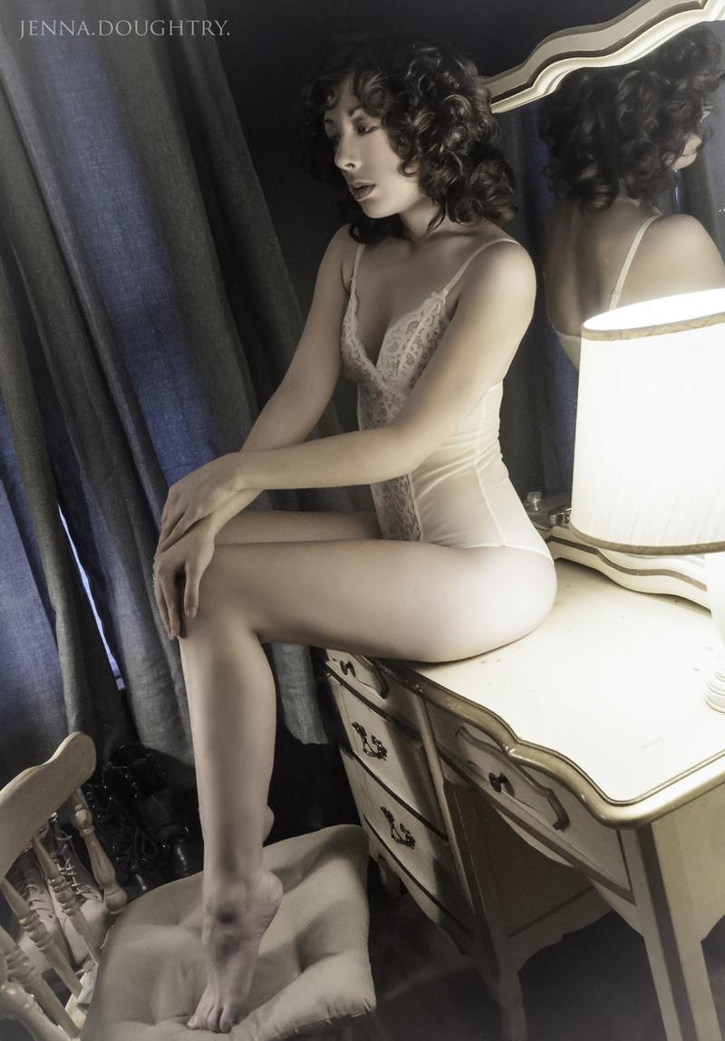 Female model photo shoot of ryn