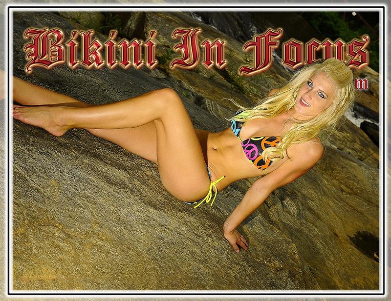 Water Fall Springs Jan 02, 2014 Bikini In Focus.com; Decerto Photography, LLC. Model Southern Blonde