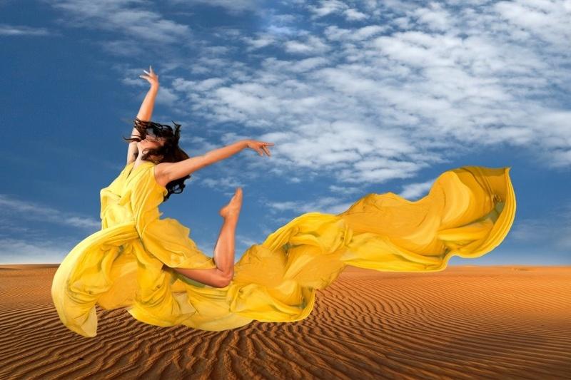 Female model photo shoot of Giselle Rarinca in Dubai