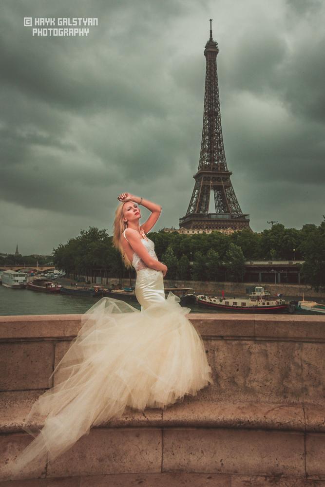 Male model photo shoot of Hayk Galstyan in Paris