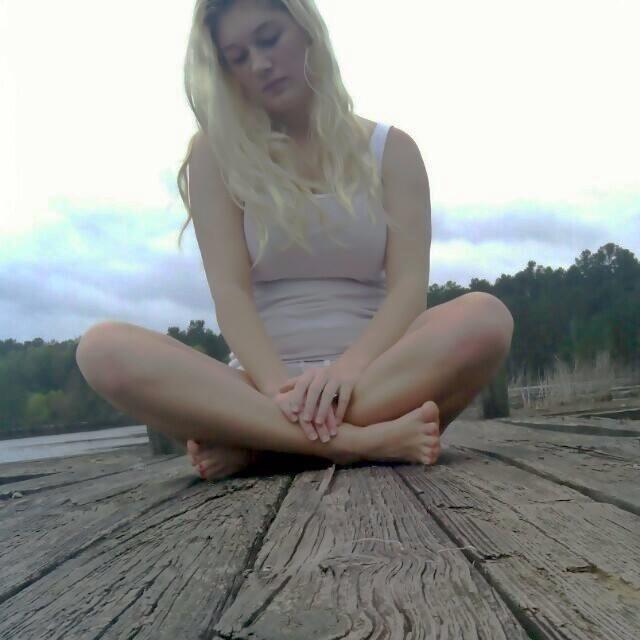 Female model photo shoot of Magen Graves