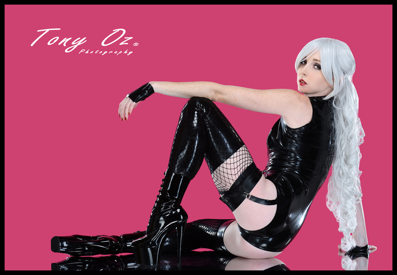 Jan 14, 2014 Tony Oz Latex shoot for Deadly Couture