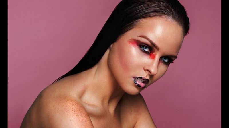 Female model photo shoot of Tiffany R Lara