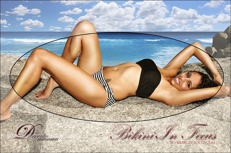 Dream Beach, SC Jan 16, 2014 Decerto Photography, LLC; Bikini In Focus.com The Lovely Whitney Colon