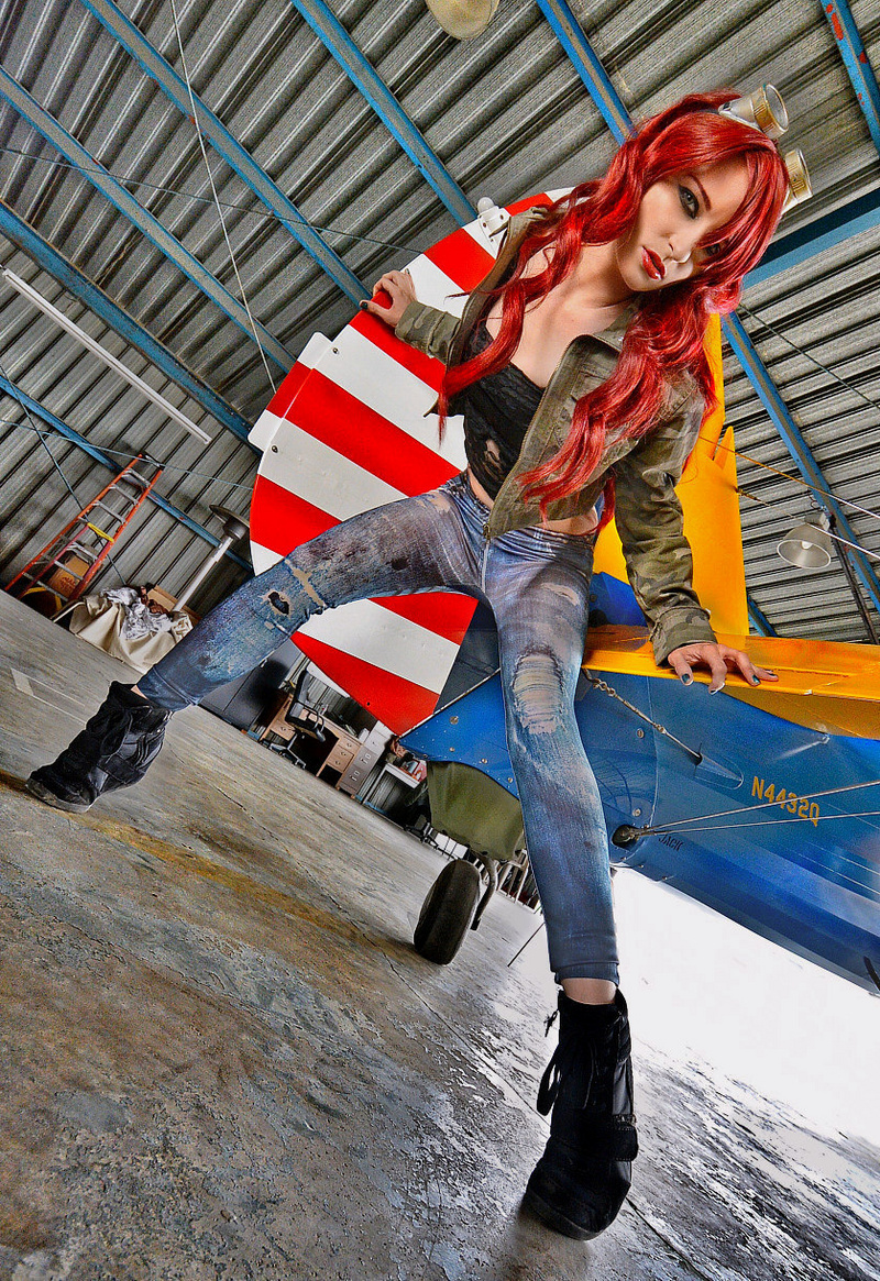 Cable Airport / Upland CA Jan 17, 2014 SM   Shot of Shodire at the SM Cable Airshow Photoshoot!