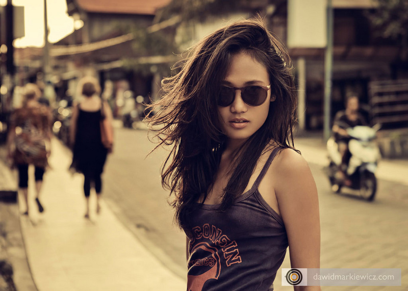 Female model photo shoot of maeybasri by Dawid Markiewicz in Seminyak, Bali