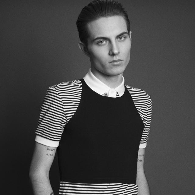 Male model photo shoot of Tom Alexander
