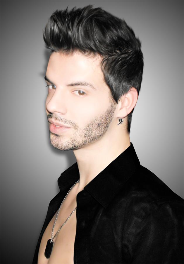 Male model photo shoot of Drew Griffis