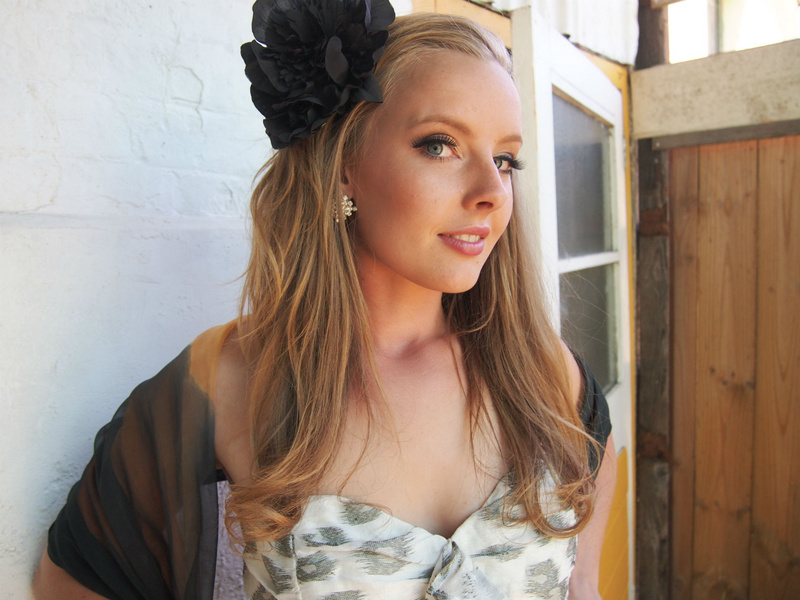 Female model photo shoot of Ashlee Camens