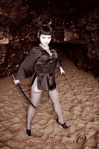 Margate Jan 25, 2014 Draken Vampyre Samurai