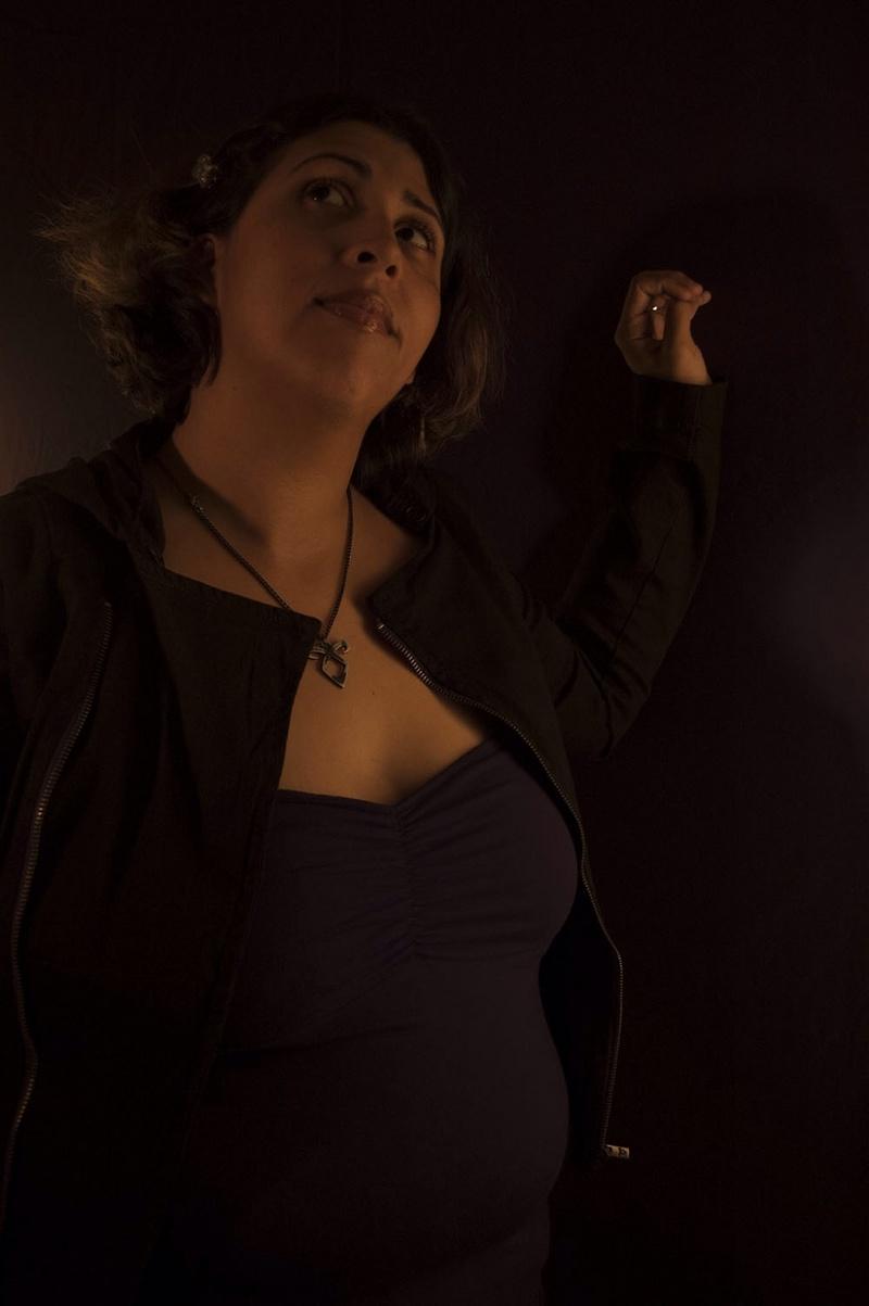 Female model photo shoot of AuroraNyx