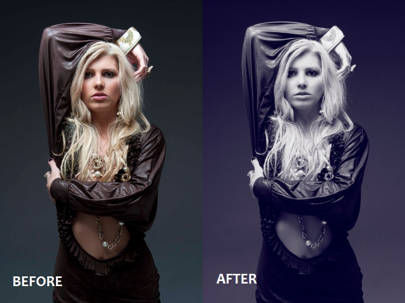 Female model photo shoot of Bec Bailey DIGITART by Wyvern