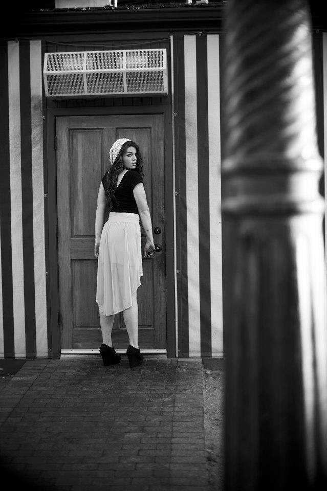 Female model photo shoot of Paige Courtney