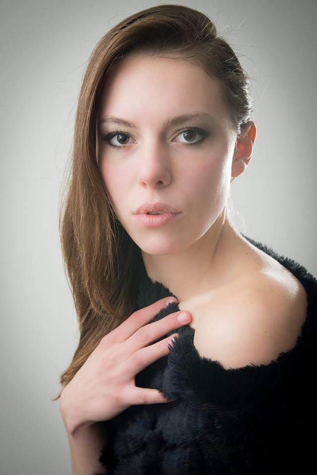 Female model photo shoot of E   M   H