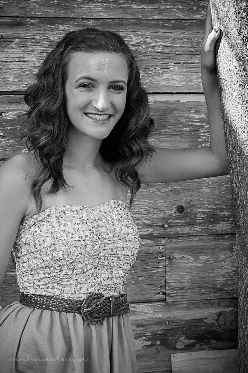 Female model photo shoot of Anna Beeh in Lone Tree, Iowa