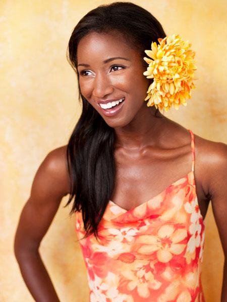 Female model photo shoot of Vonnita