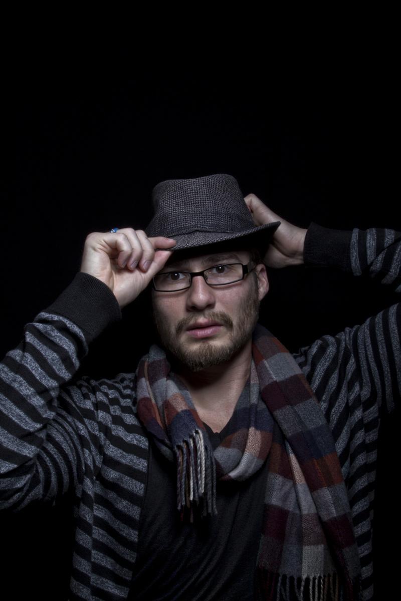Male model photo shoot of Joseph Forsse