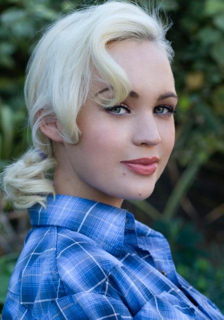 Jolee Blon Model Los Angeles California Us