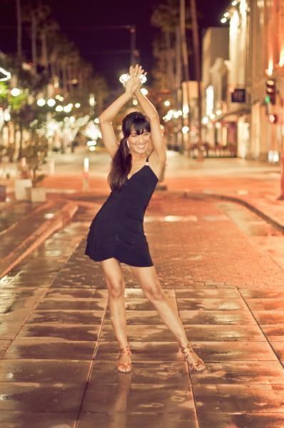 Female model photo shoot of Didi Tospon in Santa Monica