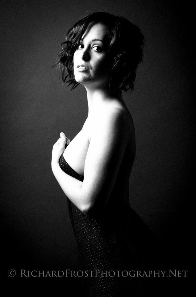 Female model photo shoot of Bryn Rose by RichardFrost