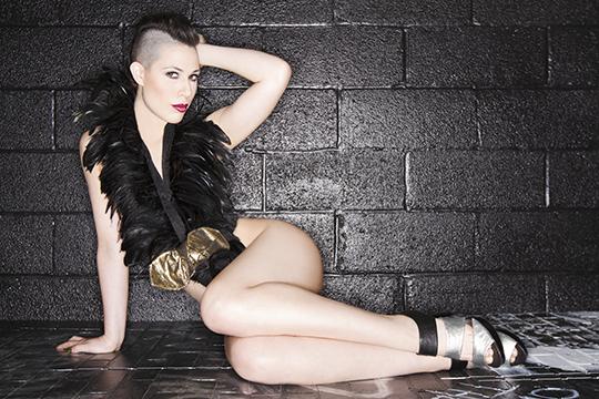 Female model photo shoot of Audra Isadora in Brooklyn, NY