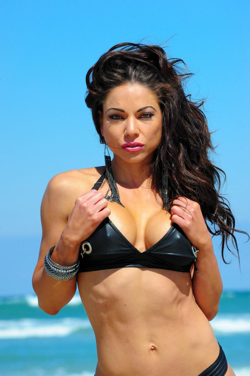 Female model photo shoot of Alison Garcia in Dayton Beach March 2013